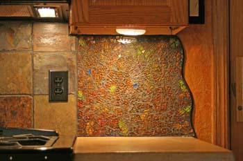 Bronze Kitchen